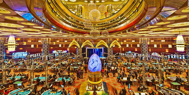 Majestic Casino for photography